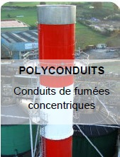 Polyconduits concentriques